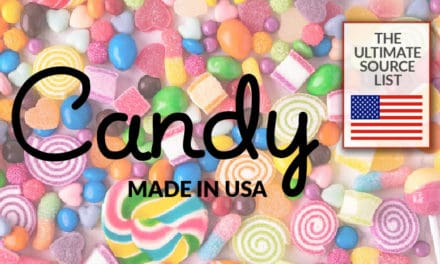 Candy Made in the USA: The Ultimate Source List
