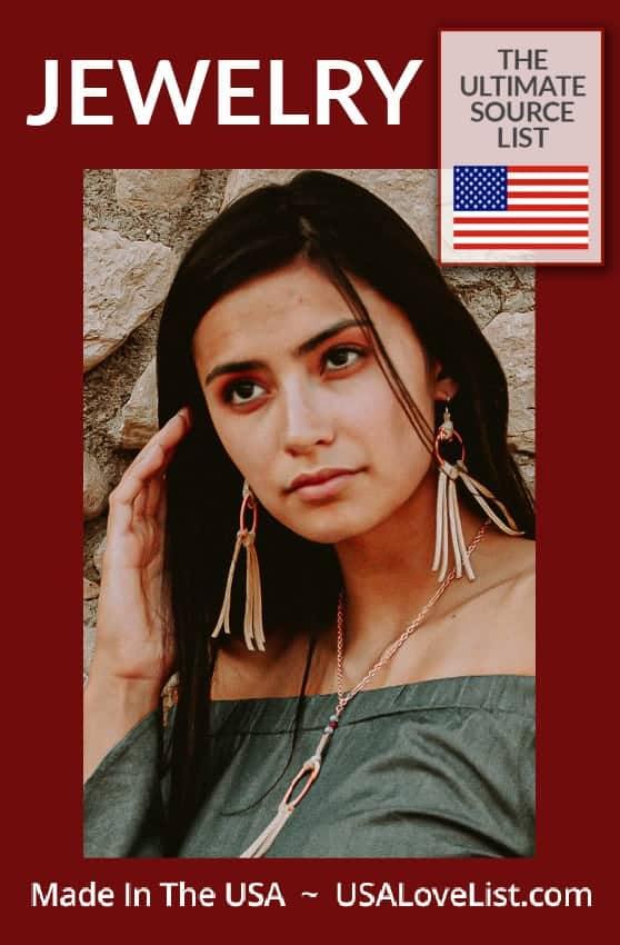 American made Jewelry featuring Buckaroo Bling