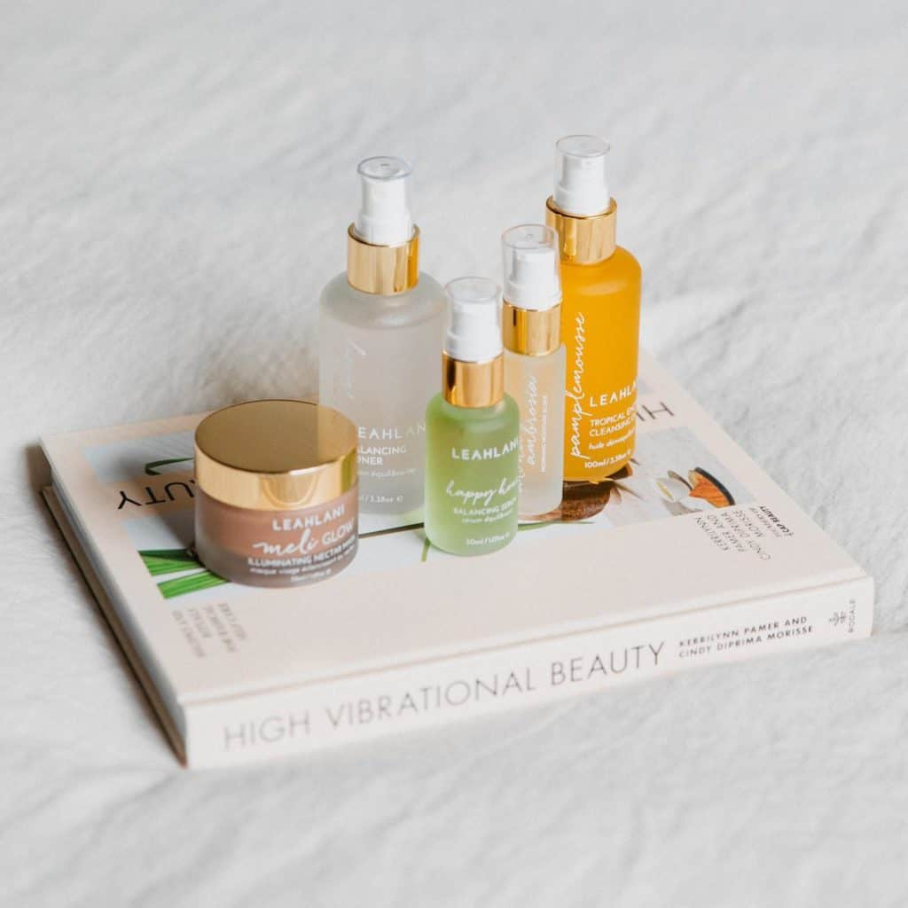 Leahlani Botanical Skincare - Made in USA - Made in Hawaii - Luxury Non Toxic Skincare Line - Woman Owned Business