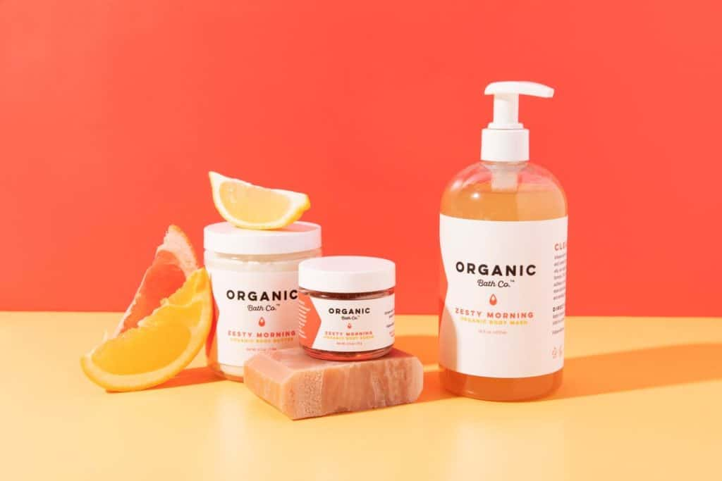 Non-Toxic, Vegan Bath and Persoal Care Products from Organic Bath Co. - Made in USA - Black Owned Business