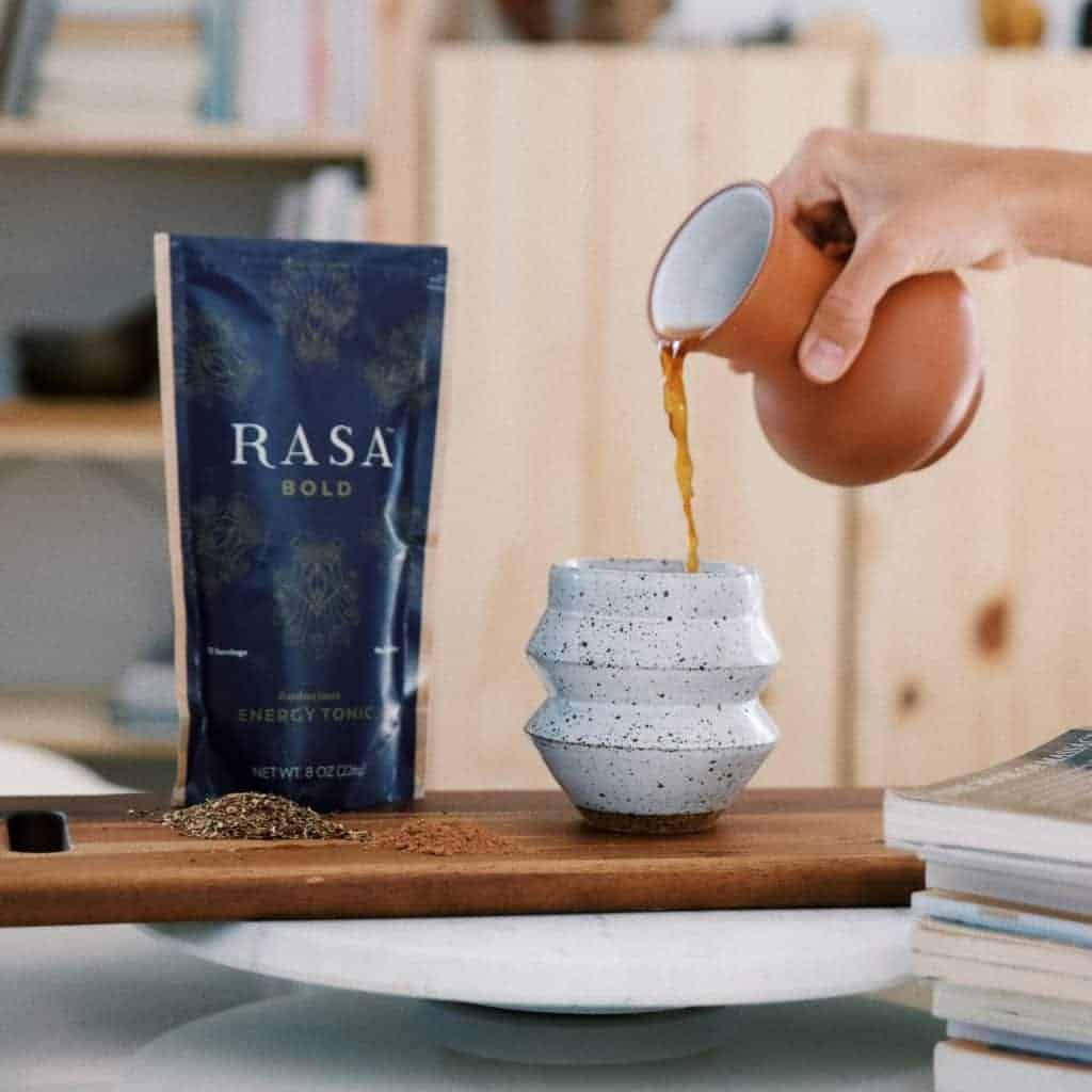 Rasa - Coffee Alternative - Support Adrenal System