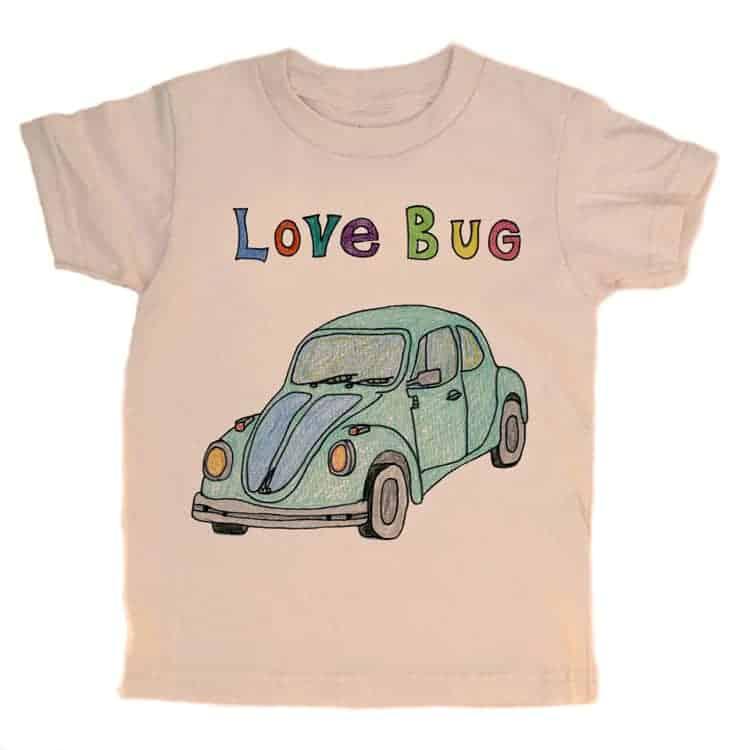 orangeheat - Organic 100% Cotton Kids T-Shirts - Made in USA -