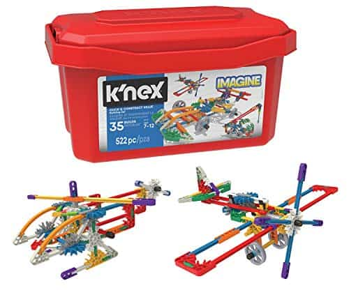 K'NEX Imagine - Click & Construct Value Building Set