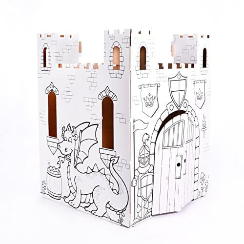 Easy Playhouse Fairy Tale Castle