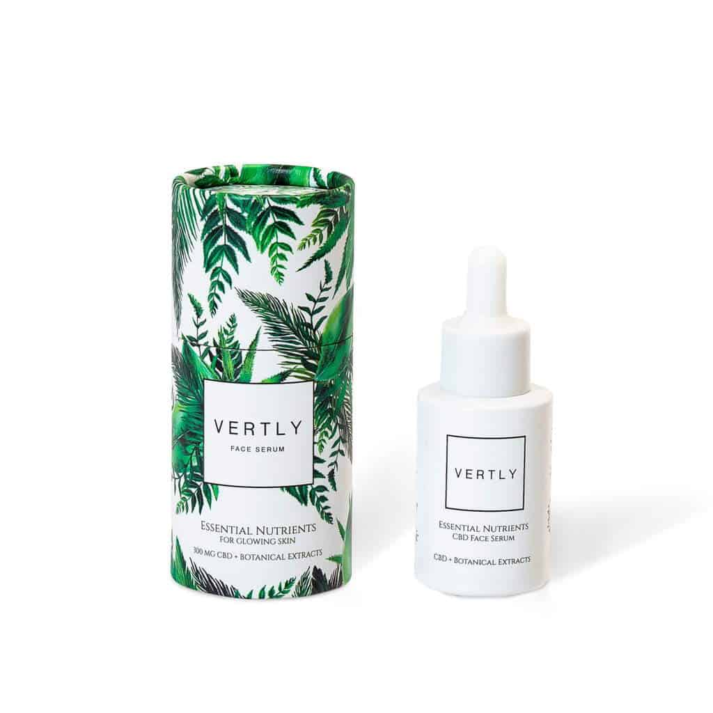 Vertly Glowing Face Serum