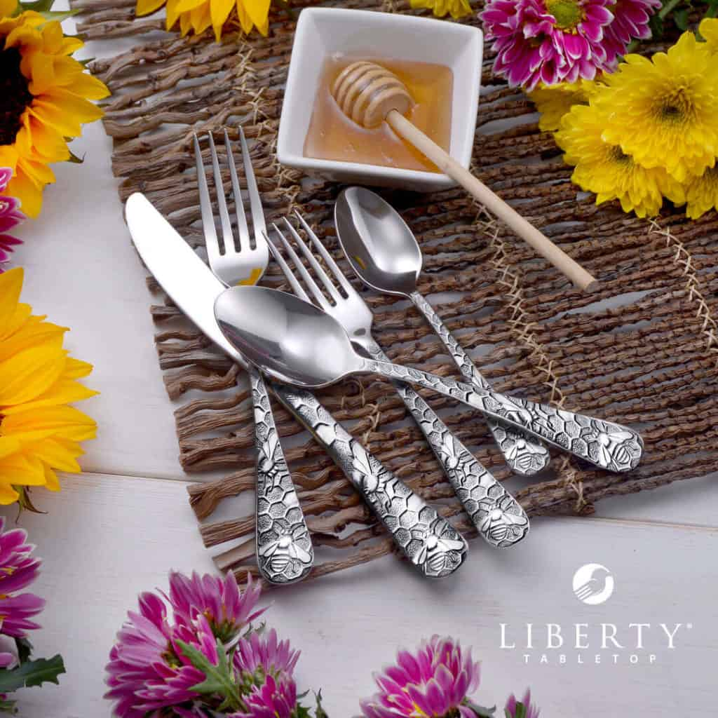 Made in USA Kitchenware: Liberty Tabletop flatware and kitechenware items Take 10% off Liberty Tabletop flatware sets with discount code: givethanks2020 Offer valid until 11/26/20.