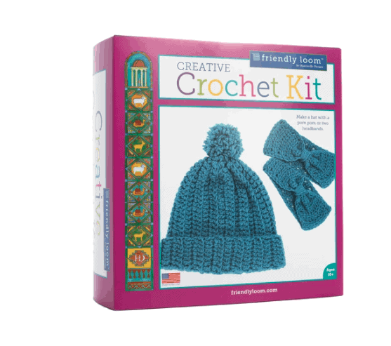Harrisville Designs Creative Crochet Kit