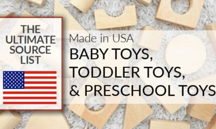 American Made Baby Toys, Toddler Toys & Preschool Toys:  The Ultimate Source List