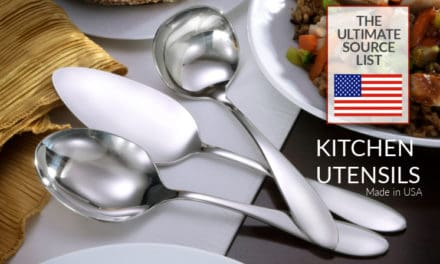 Best Kitchen Utensils Made In USA: A Source List