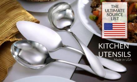 Best Kitchen Utensils Made In USA: A Source List