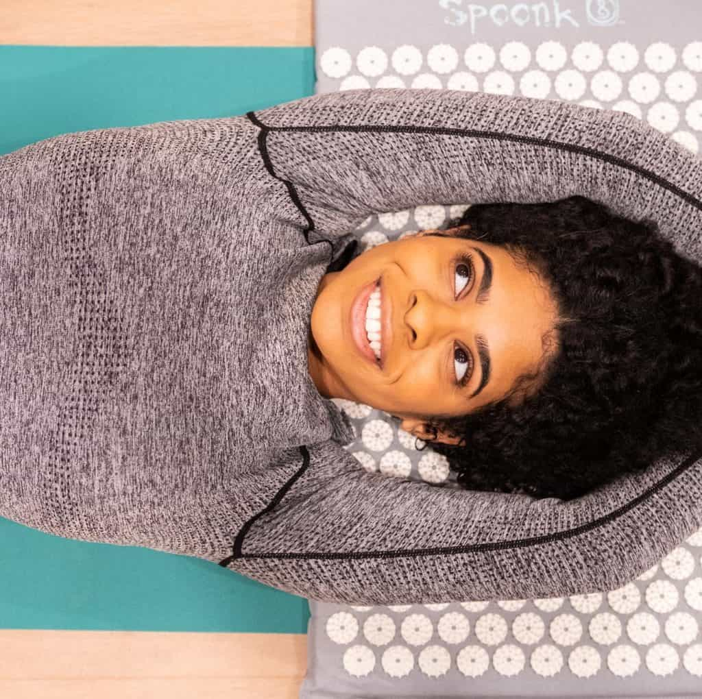 American Made Acupressure Mat from Spoonk Space