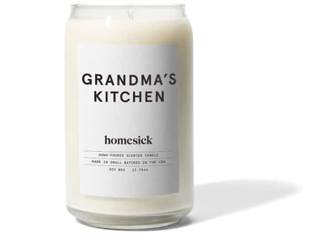 American Made Candles: Homesick candles memory scented candles made in USA.