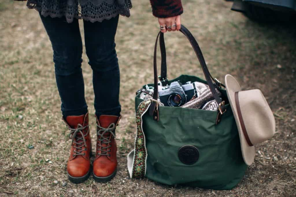 Useful Gifts Made in USA: Duluth Pack canvas and leather bags. Take 20% off you Duluth Pack order with code USALOVE. Offer valid through December 31, 2020. *Cannot be combined with other discounts, offers, or promotions.