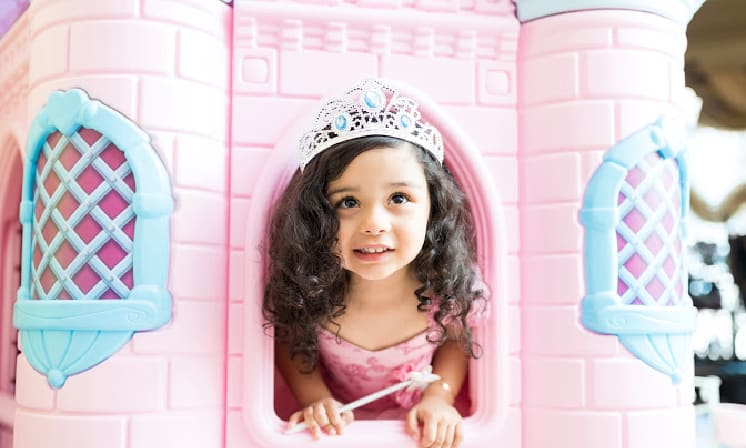 Made in the USA Princess Gift Ideas for the Child who Loves Everything Princess!
