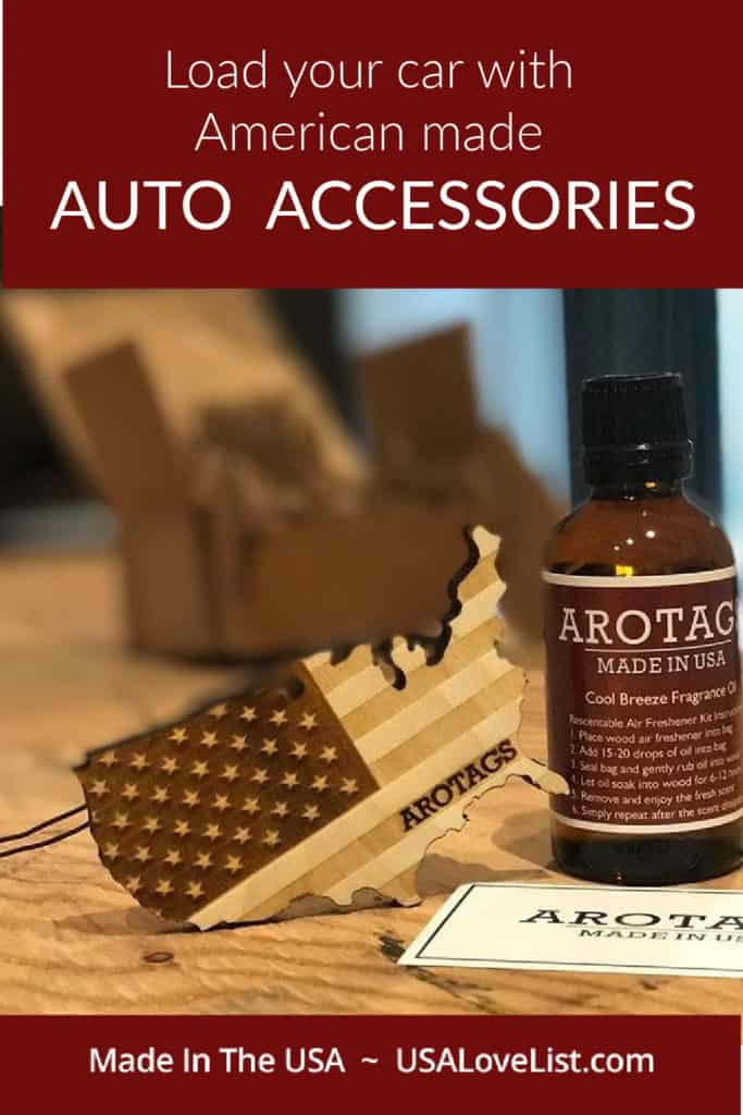 Load your car with American made auto accessories #madeinUSA #auto#car #usalovelisted