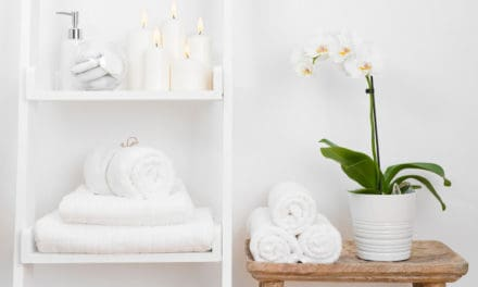 Inexpensive Bathroom Updates To Create A Relaxing Oasis Made in the USA