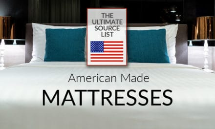 Buying a Mattress Made in USA: The Ultimate Source List