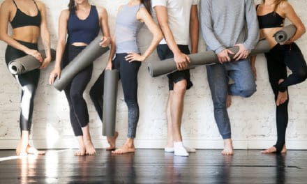Made in USA Yoga Mats and Yoga Accessories