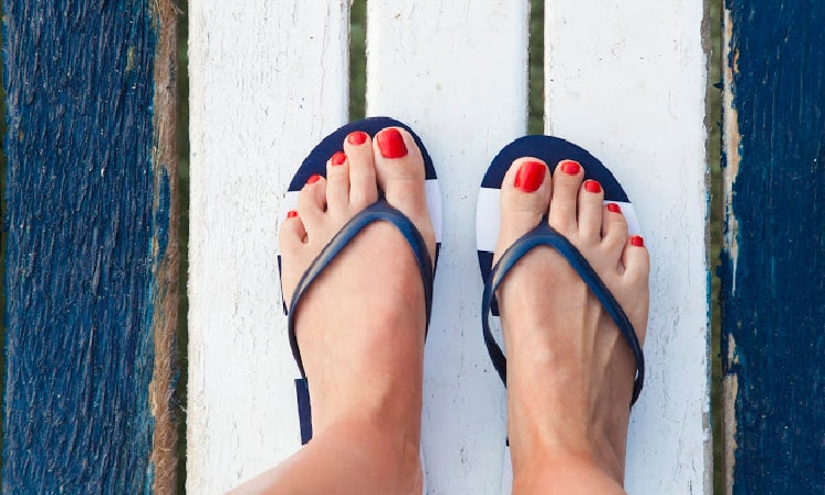 American Made Women's Sandals and Flip Flops