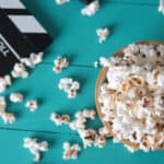 Popcorn Time! Movie Night Supplies Featuring American Made Products
