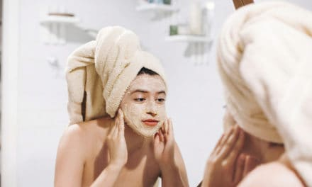 DIY Facial Routine Steps Using American Made Skin Care