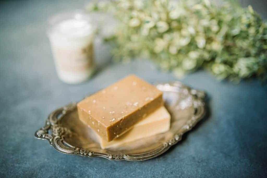 Mission Farms CBD - Goat Milk CBD Soap - Made in USA