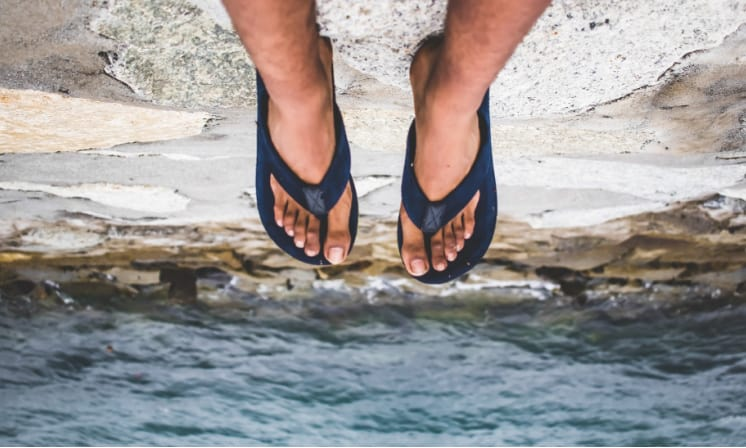 Men's Sandals Made in USA