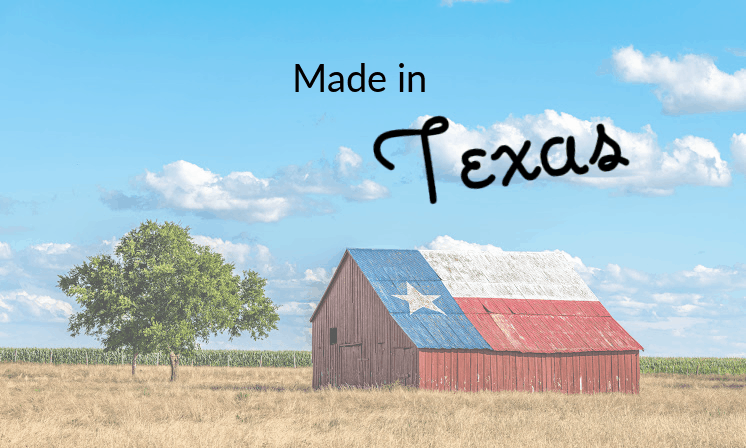 Things We Love, Made in Texas