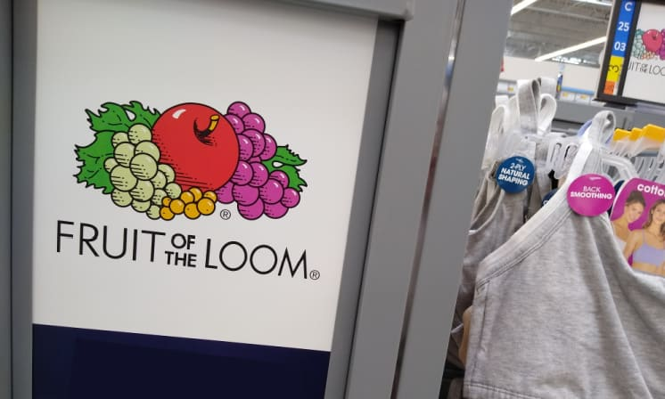 Where is Fruit of the Loom Made?