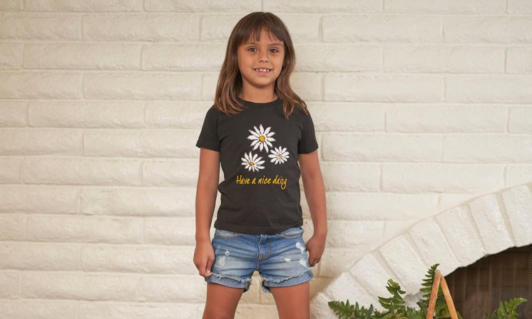 Best Kids Graphic Tees & Solid T-Shirts Made in the USA