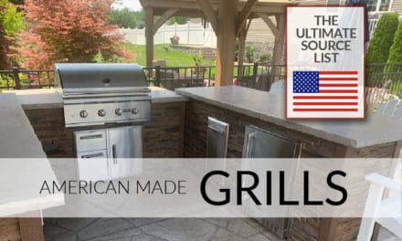 Made in the USA Grills: Charcoal,Gas, Pellet, Ceramic, Smokers and More