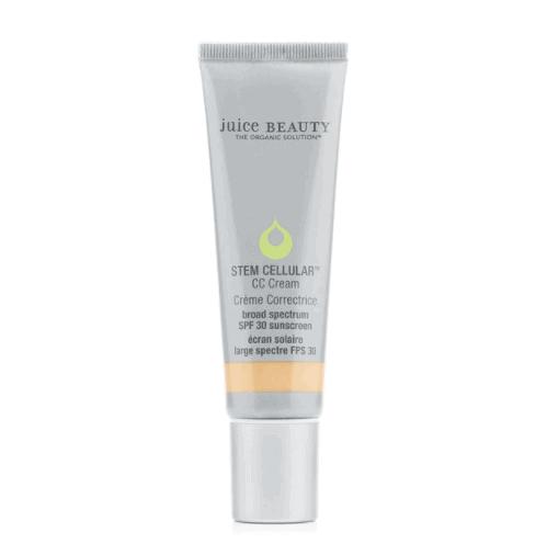 Best Beauty Tips for Summer: Juice Beauty CC Cream for summer glow #summer #beauty #usalovelisted