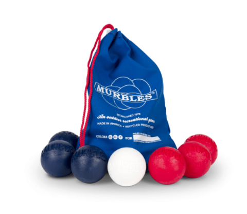 American Made Fourth of July Cookout Necessities: Murbles yard game #usalovelisted #yardgame #AmericanMade