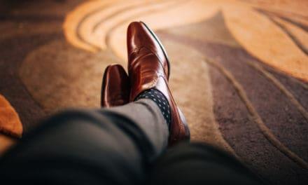 Best Men's Dress Socks, All American Made