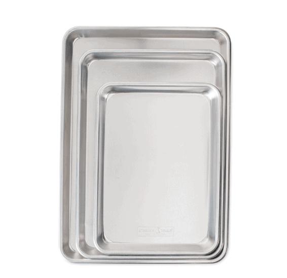 Nordic Ware 3 Piece Baker's Delight Set, 1-Pack, Aluminum